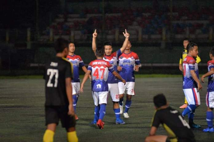 Chhinga Veng FC and Chanmari FC play out to a draw