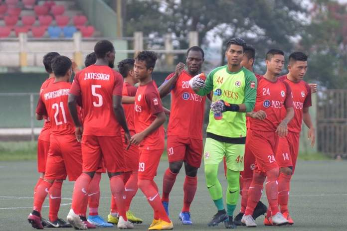 Aizawl FC hand Police their first defeat