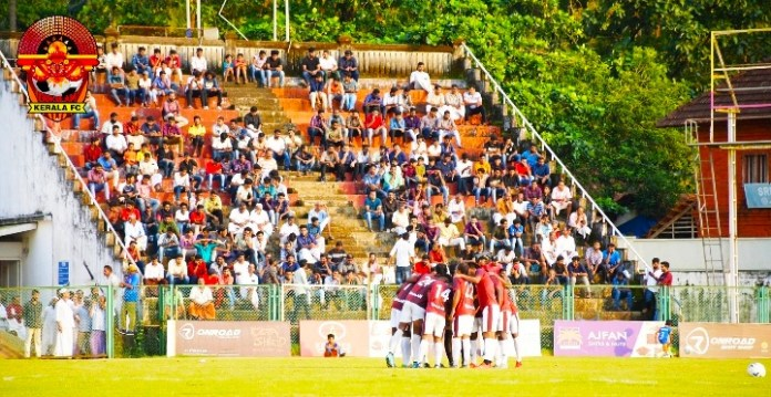 Malabarians go down fighting against Chittagong Abahani in Sheikh Kamal International Club Cup