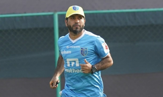 Ishfaq Ahmed extends contract with Kerala Blasters FC
