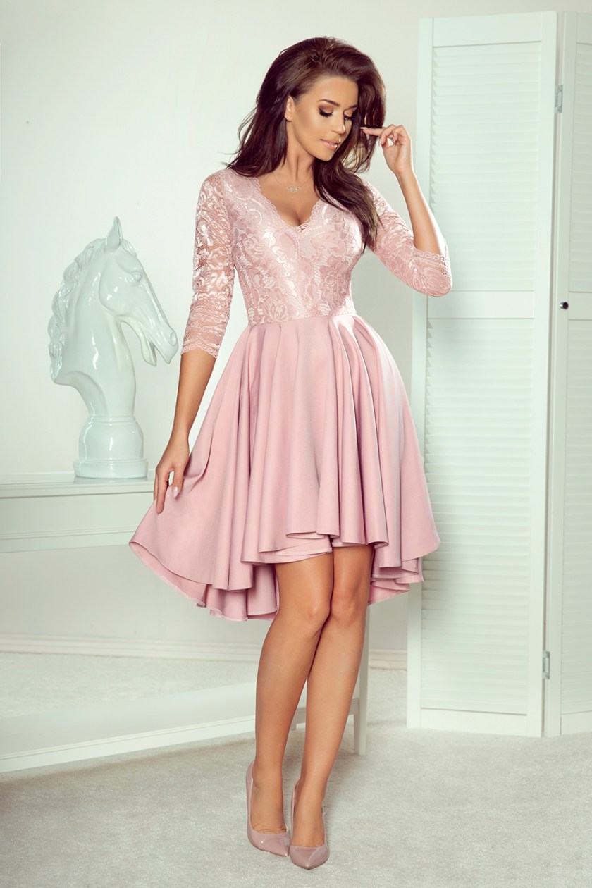 cocktail dress nude -