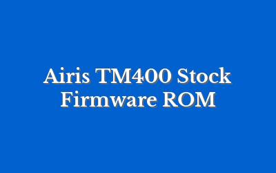 Airis TM400