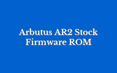 Arbutus AR2