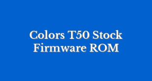 Colors T50