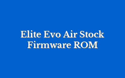 Elite Evo Air