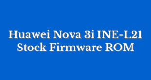 Huawei Nova 3i INE-L21
