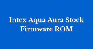 Intex Aqua Aura
