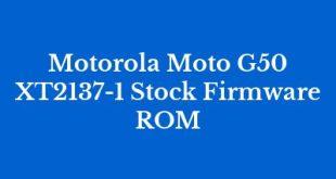 Motorola Moto G50 XT2137-1