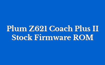 Plum Z621 Coach Plus II