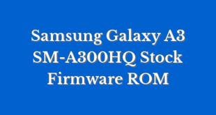 Samsung Galaxy A3 SM-A300HQ