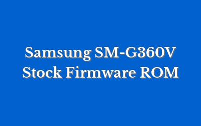 Samsung SM-G360V
