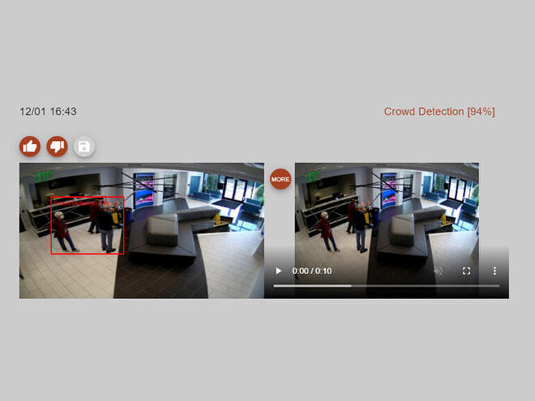 New AI software can turn regular security cameras into COVID-19 policy enforcement points