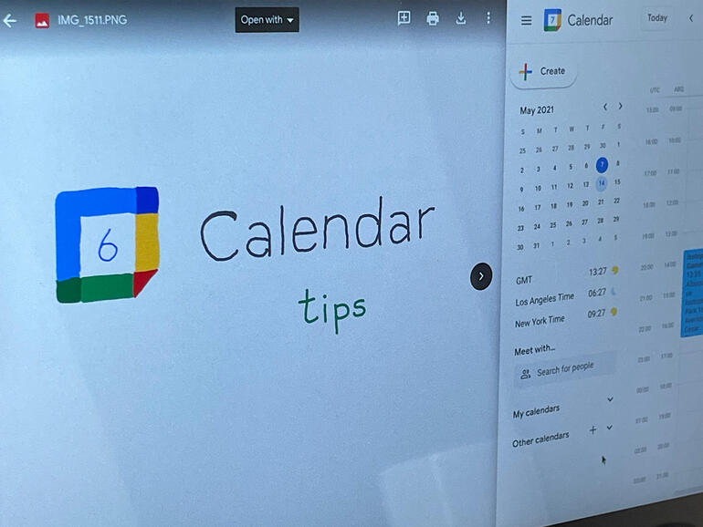 How to use Google Calendar: 6 tips