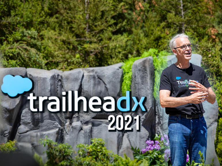 TrailheaDX 2021: Salesforce's Parker Harris explains how low-code is reshaping software development