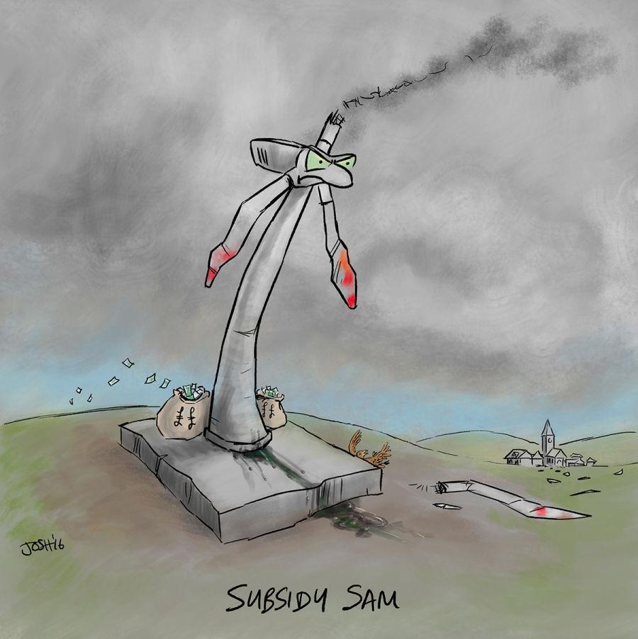Subsidy Sam