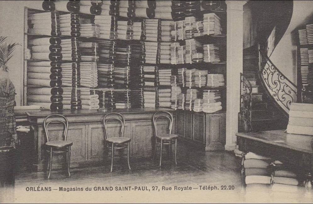 orleans magasins au grand st paul 27