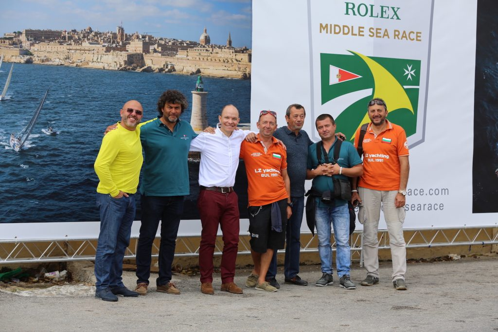 Rolex Middle Sea Race Regatta