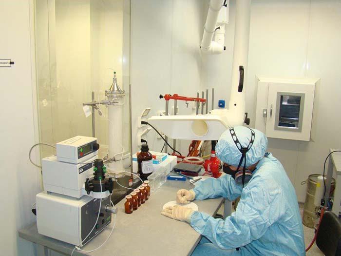 The Genetic Engineering and Biotechnology Center. Photo: Orfilio Pelaez