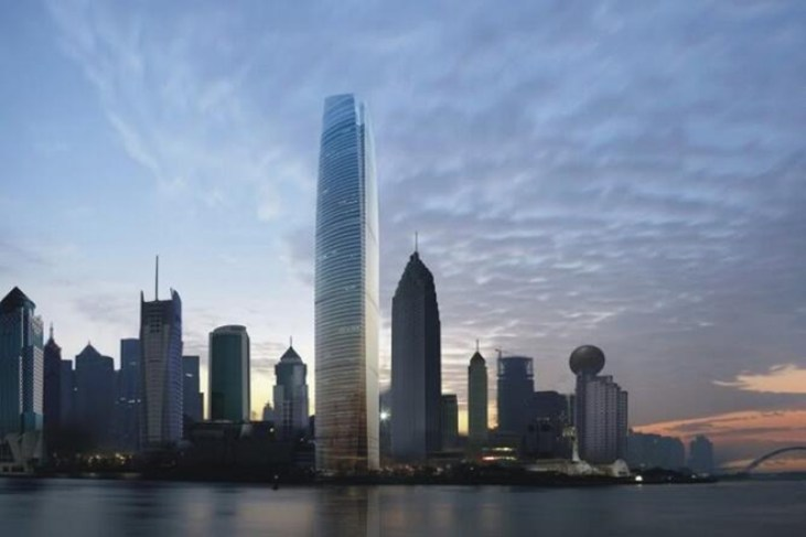 wuhan greenland center world's future tallest buildings