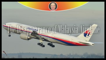 The Disappearance of Malaysia Airplane