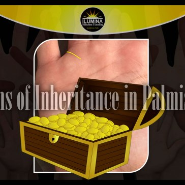 Signs of Inheritance in Palmistry