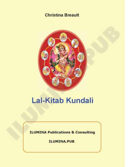 Lal-Kitab Predictions & Remedies Report - Cover Page
