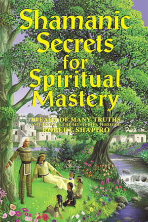 Shamanic Secrets for Spiritual Mastery, by Robert Shapiro