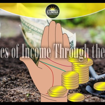 Sources of Income Through the Hand