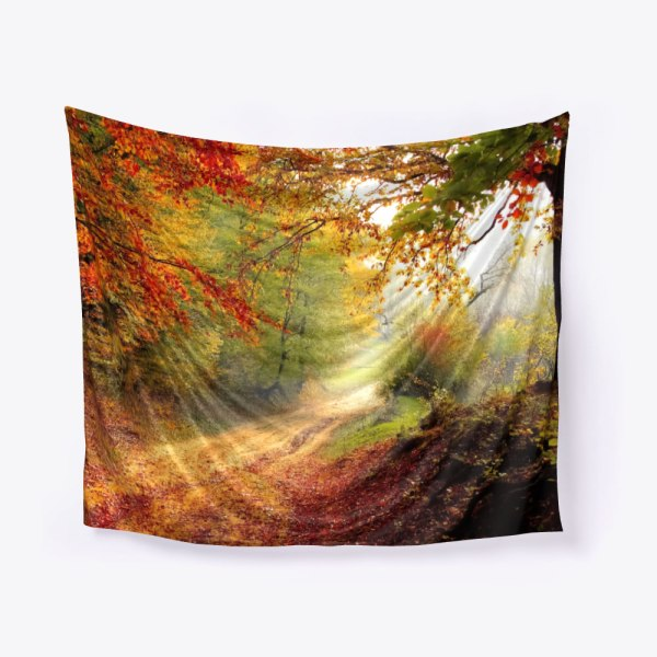 Wall Panel Tapestry by ILUMINA