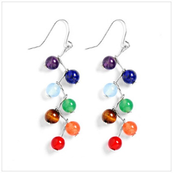 Chakras Earrings