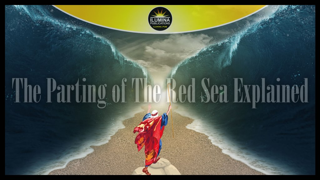 The Red Sea Parting Explained