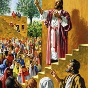Thursday: Peter as Church Leader