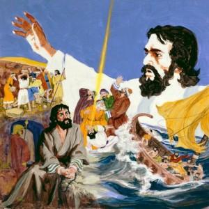 Sunday: Paul's Burden