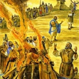 Wednesday: Armageddon and Mt. Carmel – Part 1