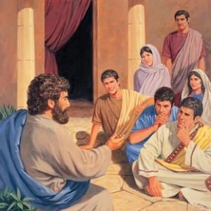Sunday: Teaching and Fellowship