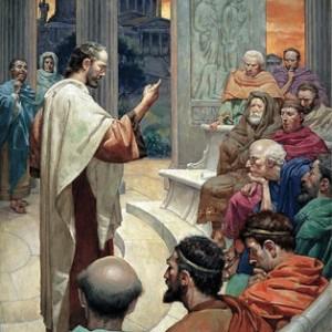 Thursday: The Twelfth Apostle