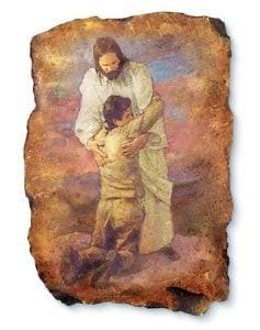 Sunday: Salvation in Jesus