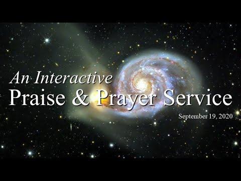 Praise/Prayer Sept. 19, 2020