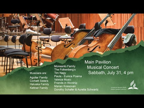 Joy in the Journey Afternoon Musical Concert (BC V…