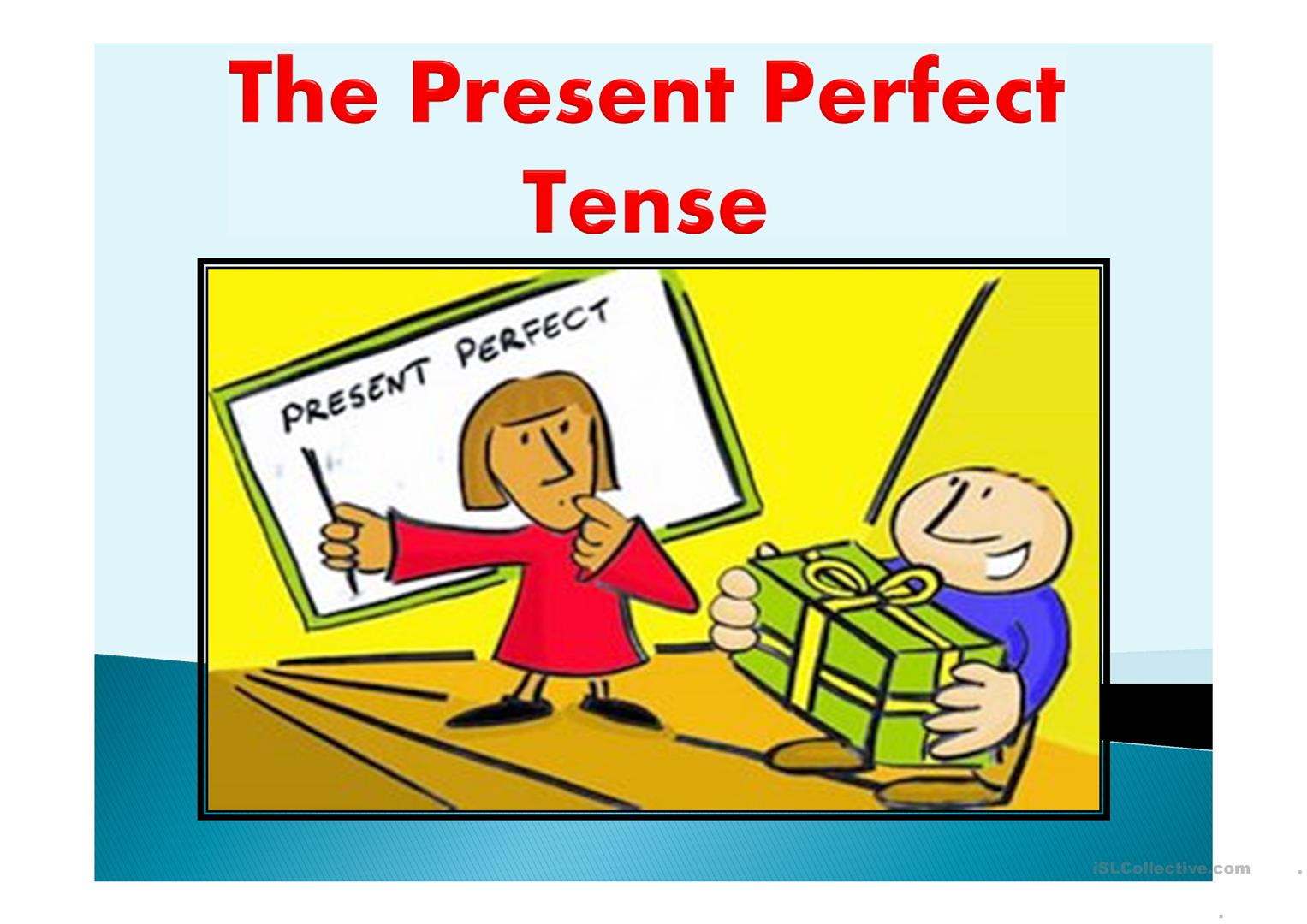 Worksheet Present Tense Like