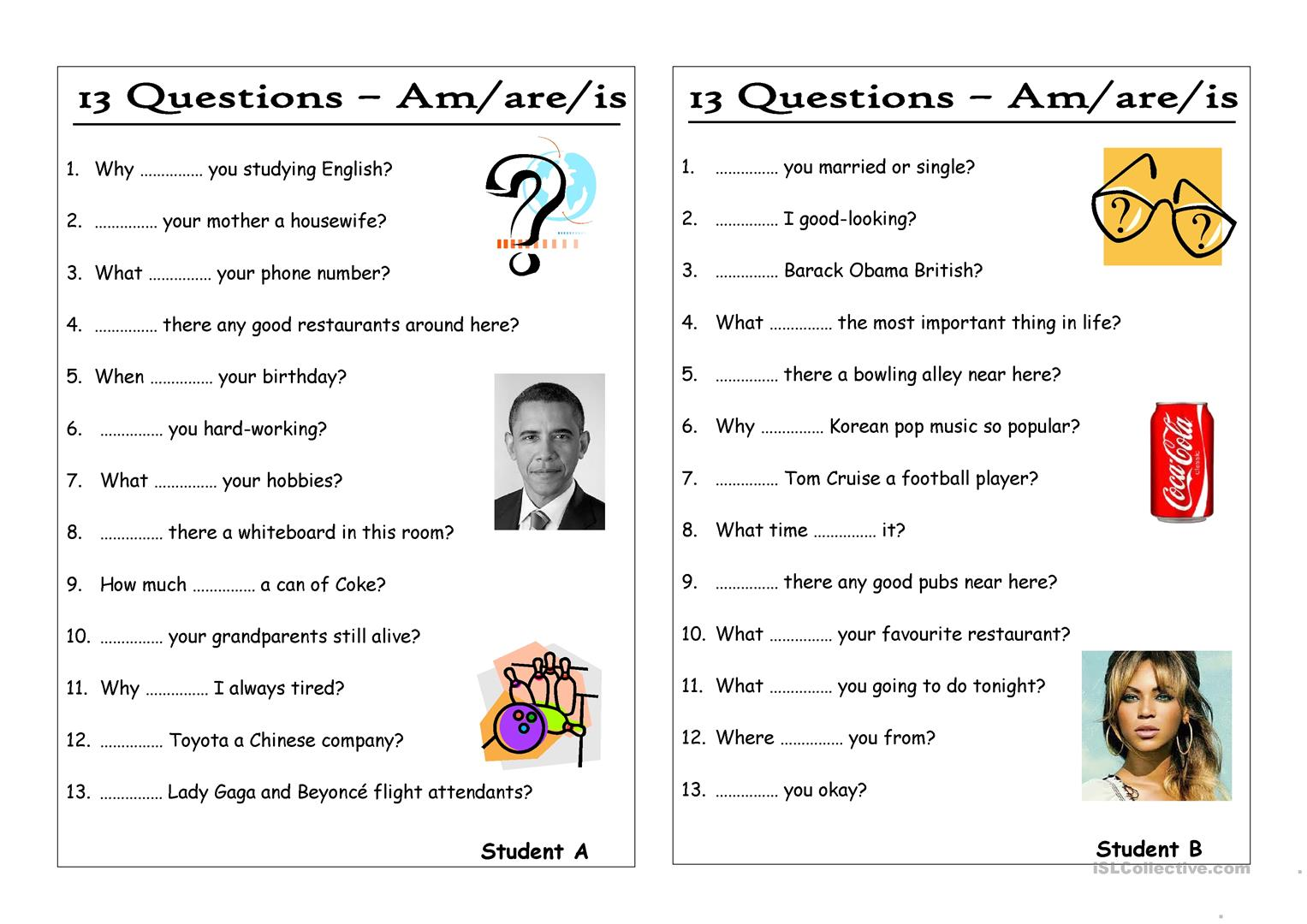 Esl Should Worksheet Printable
