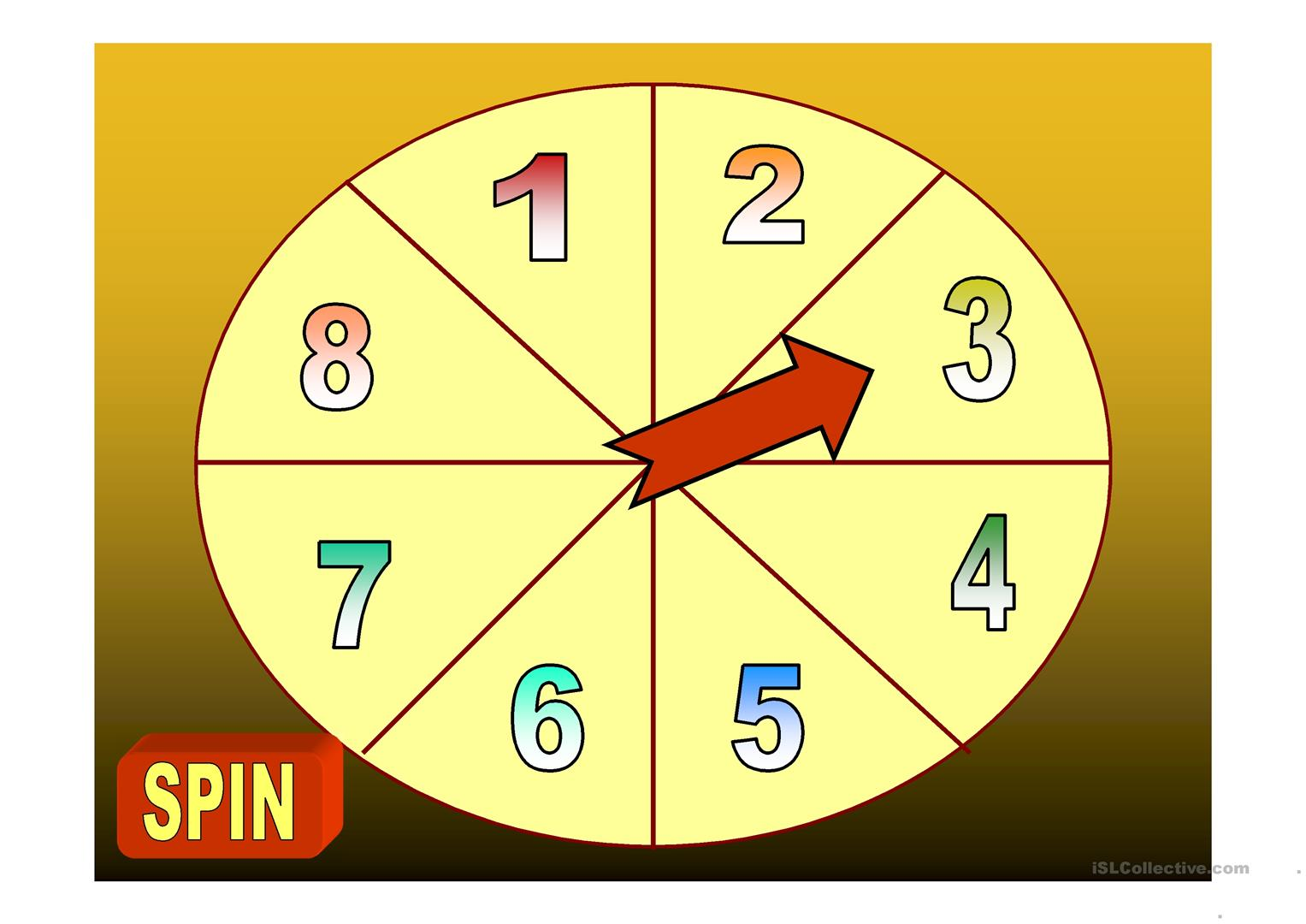 Passive Voice Present And Past Simple Wheel Of Fortune