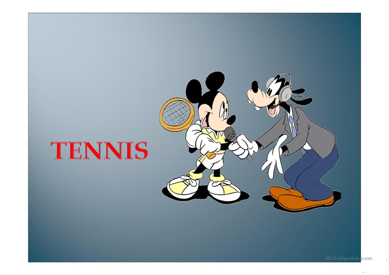 Sports With Disney Characters