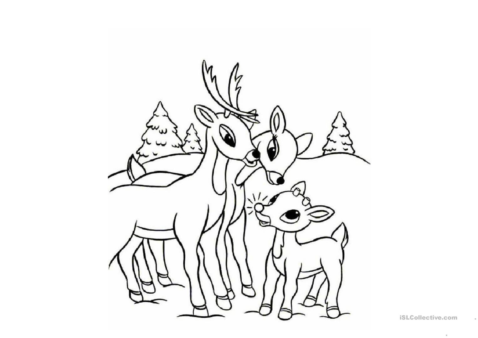 Families Coloring Pages Worksheet