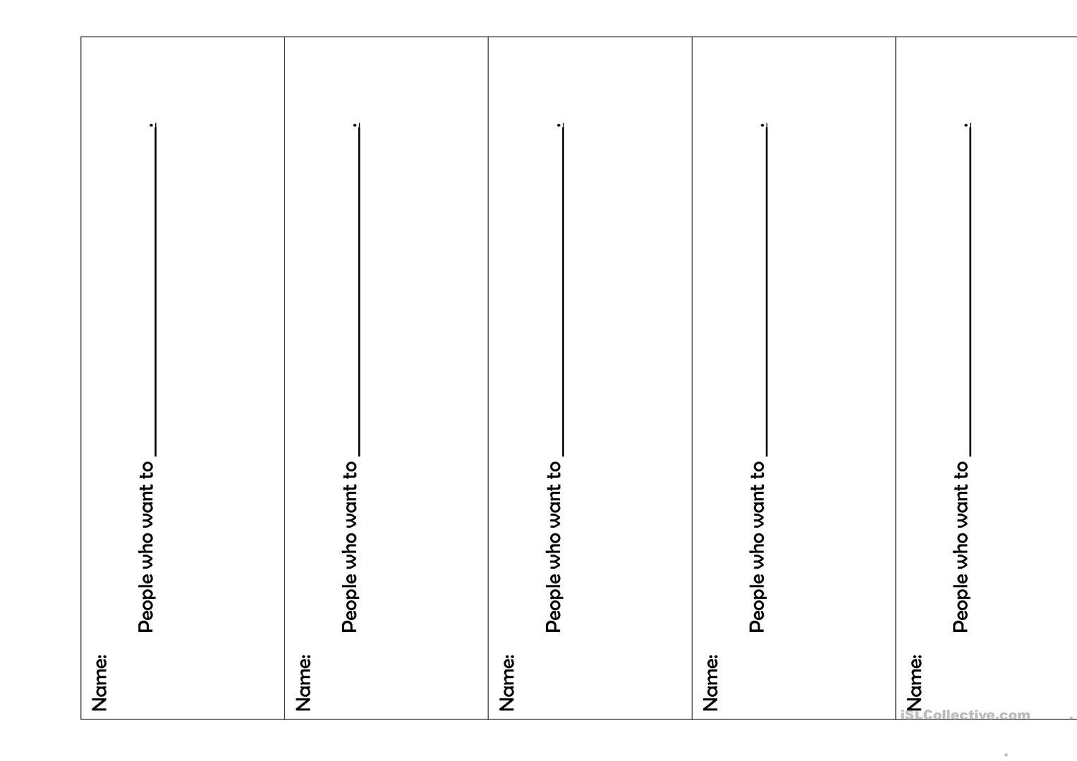 Invitation Would You Like To Cards Worksheet
