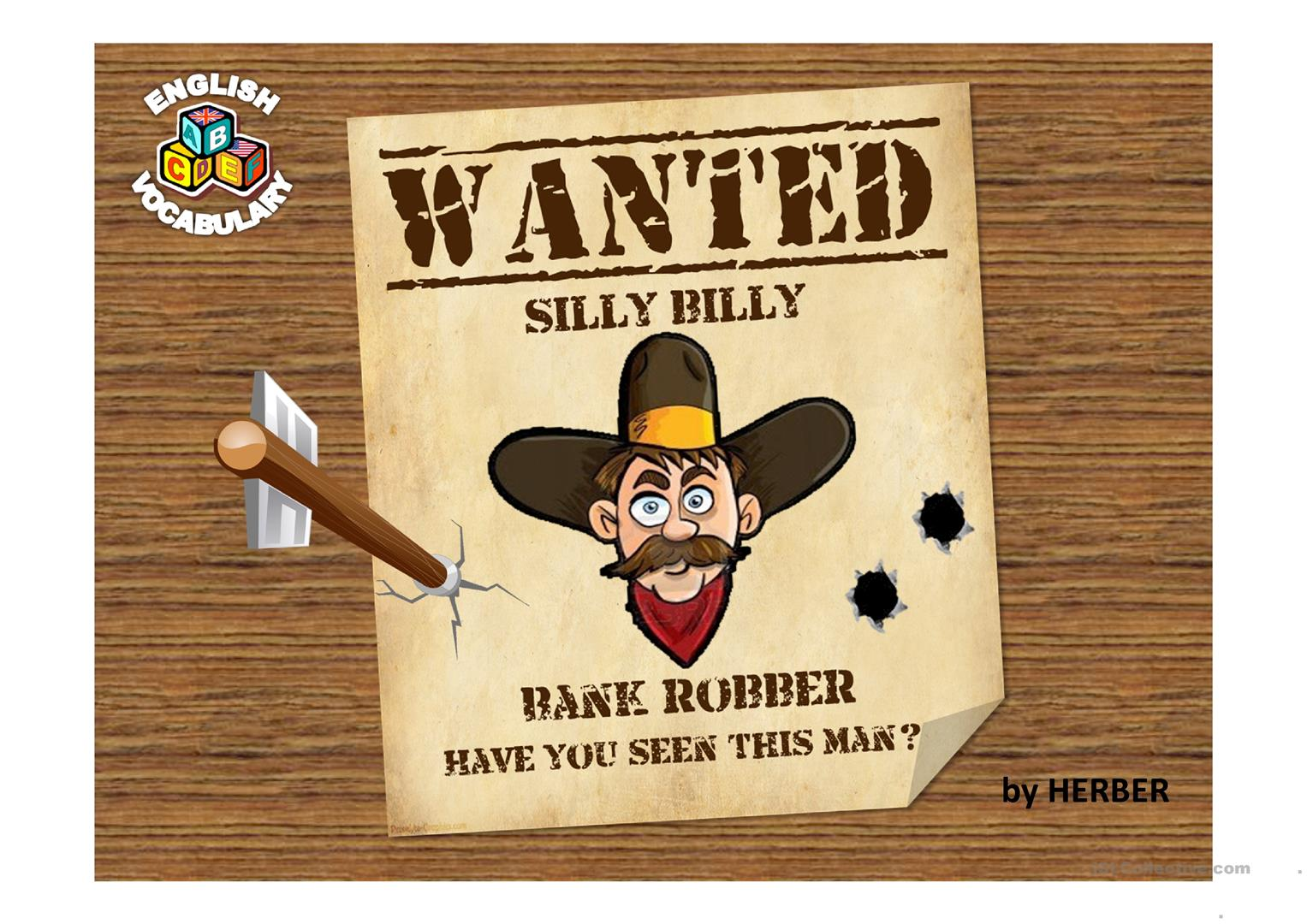 Wanted Ppt
