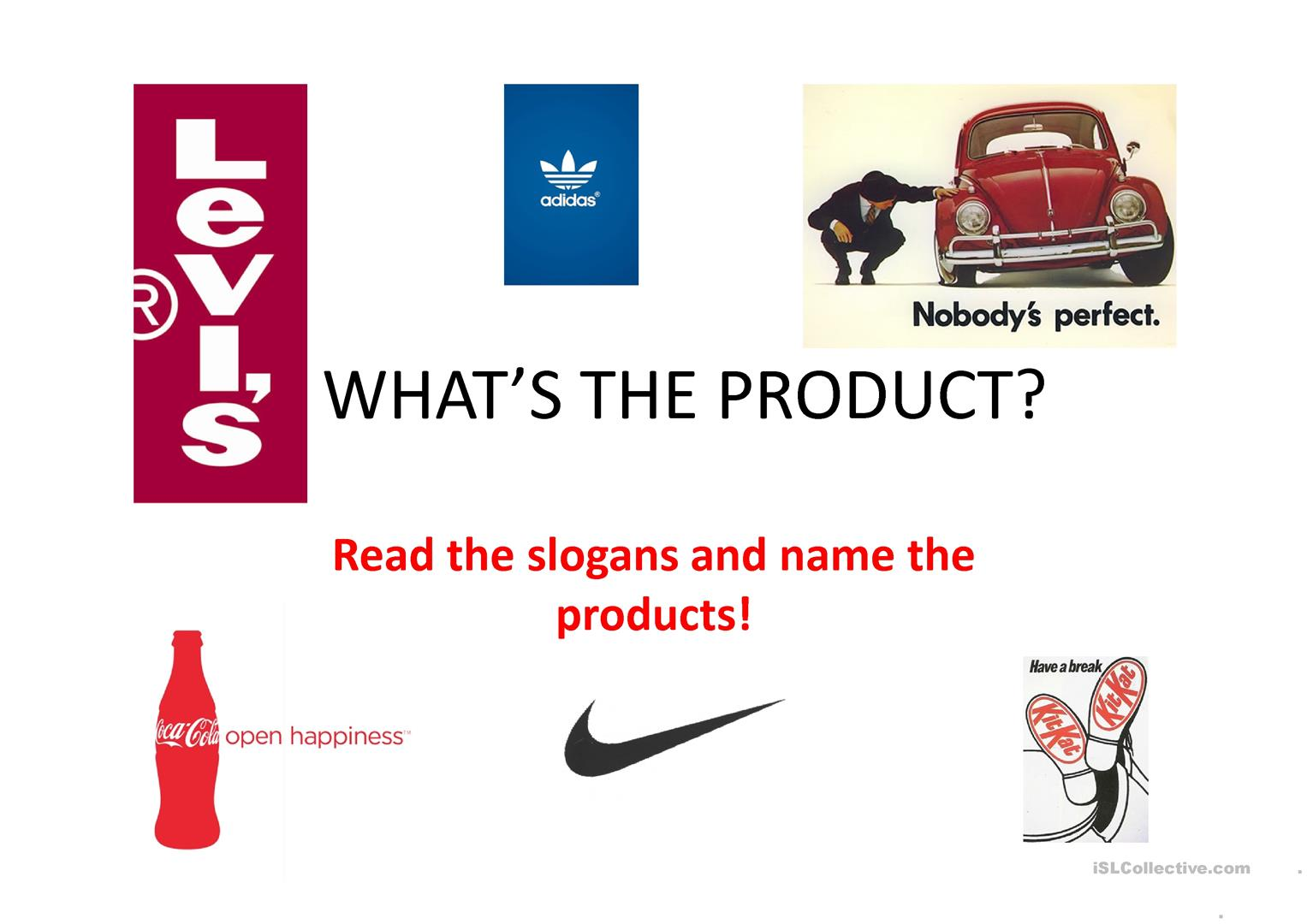 What S The Product