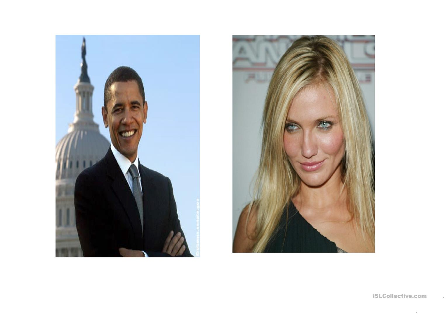 Flashcards Famous People 1