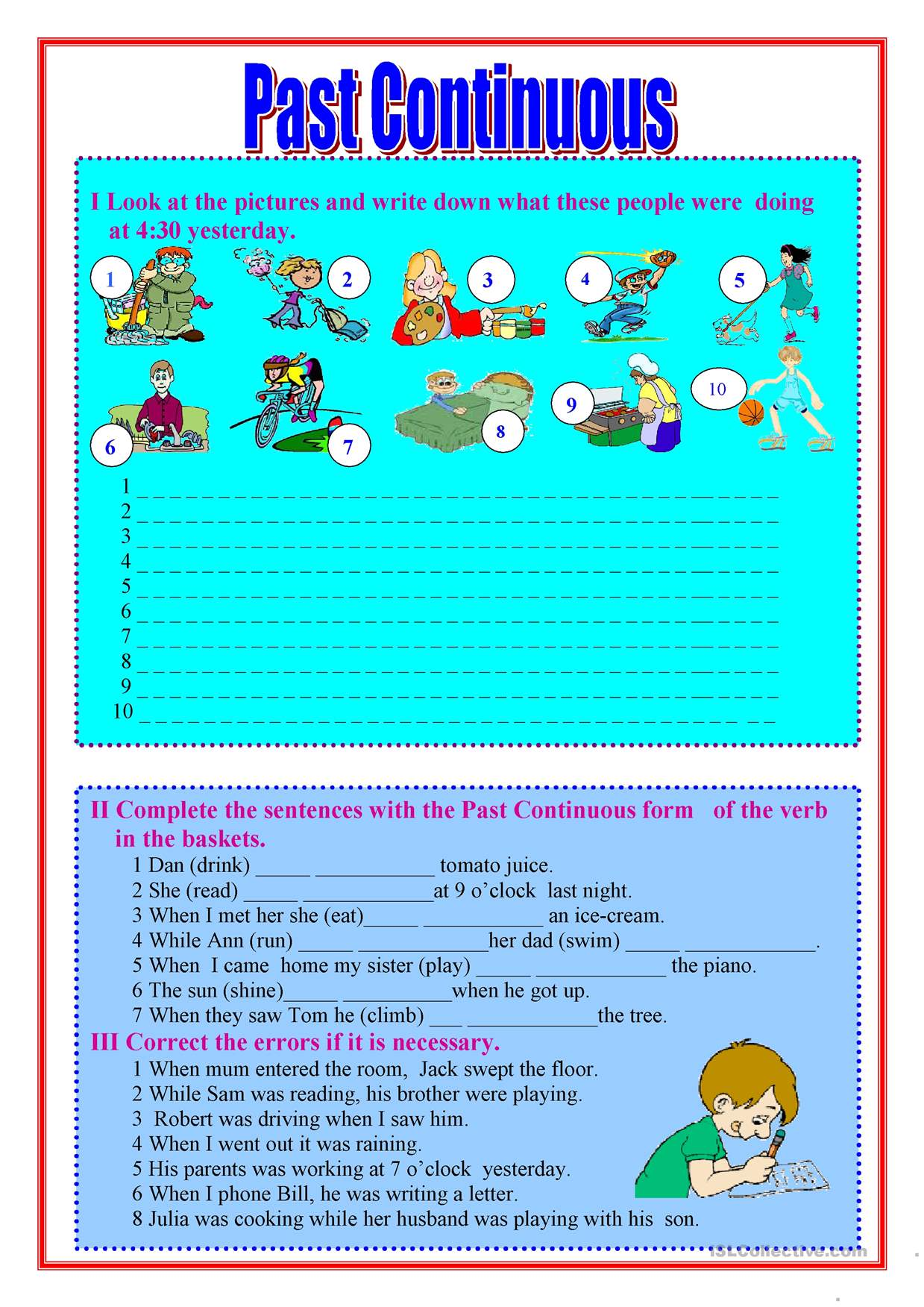 English Esl Worksheets Activities For Distance Learning