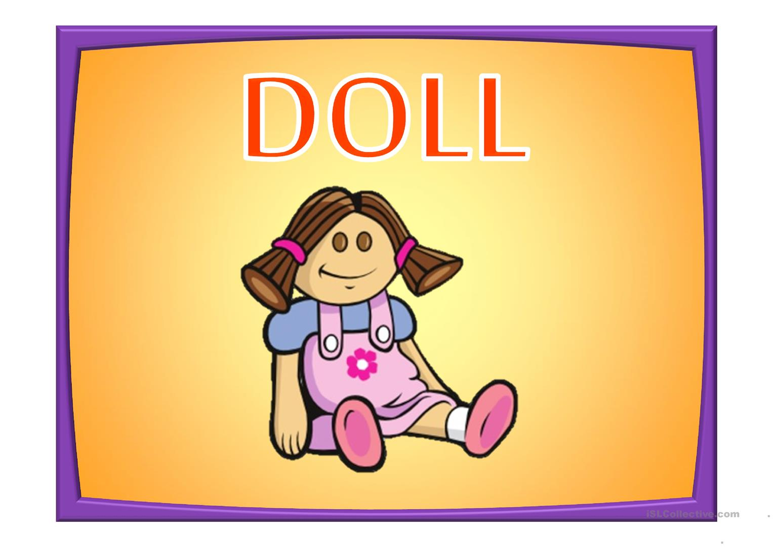 Toys Ppt Worksheet